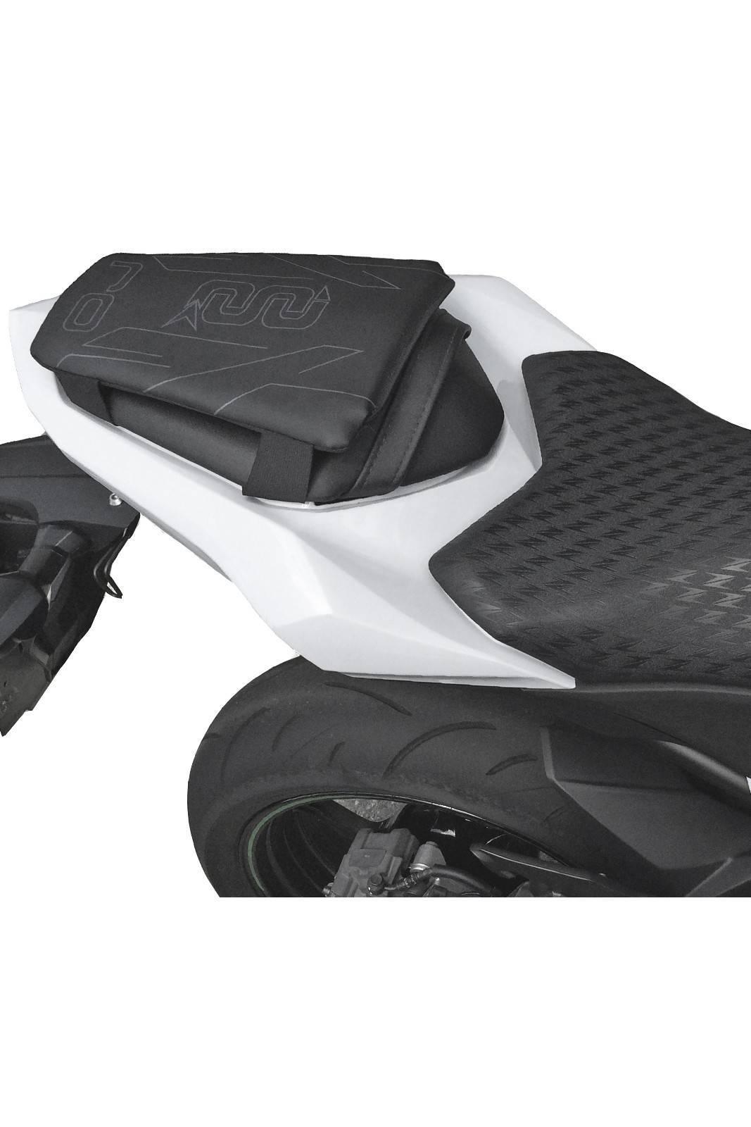 Oj Coussin Comfort Motocyclette Pour De Additionnel Siège lFcJK1