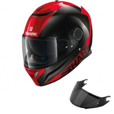 shark-spartan-carbon-red