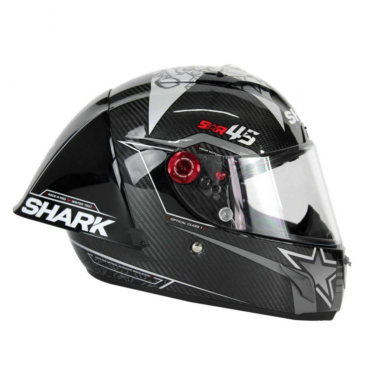 SHARK RACE-R PRO GP REDDING CARBON