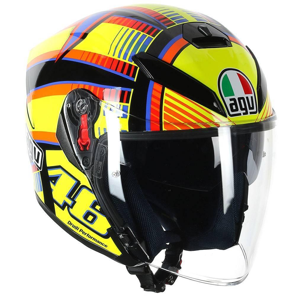 Agv K5 Jet Soleluna Helmet Jet Motostores It