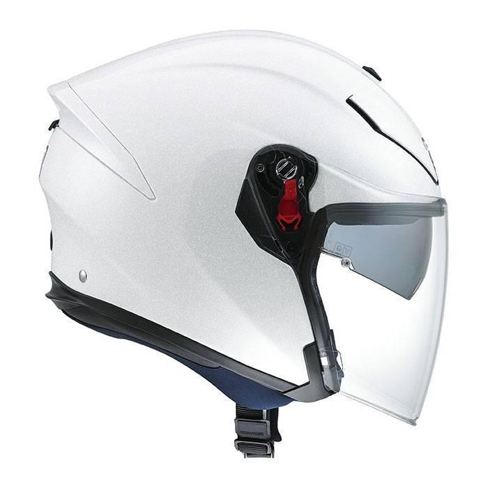 Agv K5 Jet Solid Helmet Jet Motostores It
