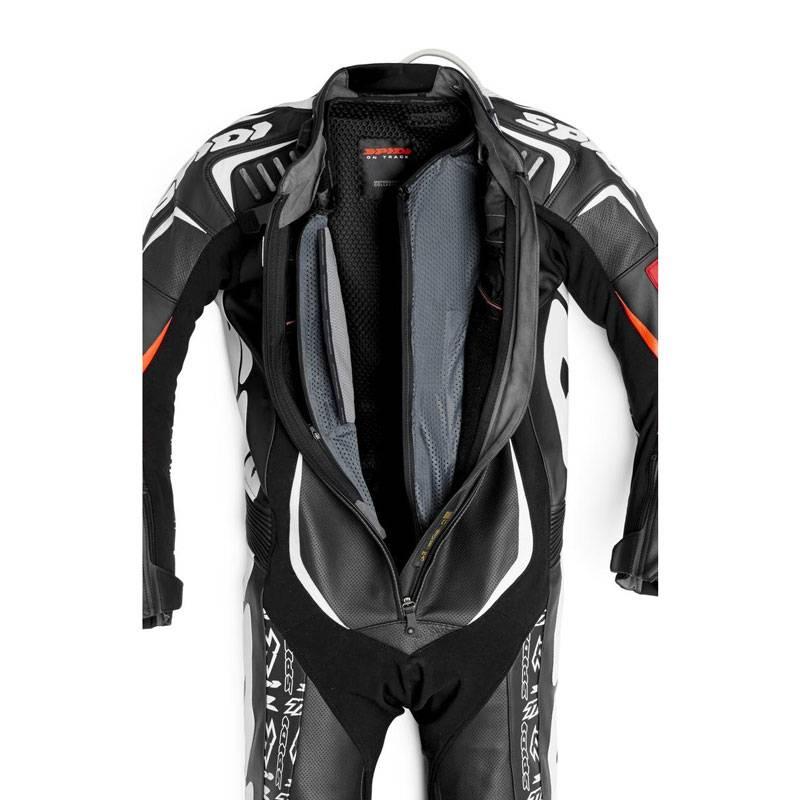 HONDA REPSOL MOTO TUTA IN PELLE biker in pelle combinata Pelle Biker Giacca Pantaloni EU 50,60