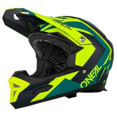 o'neal_fury_hybrid_casco_downhill_giallo